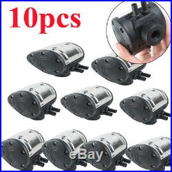 10x L80 Pneumatic Pulsator Used for Cow Milker Milking Machine Farm Cattle Quick