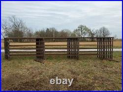 24ft Freestanding Cattle Panels
