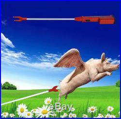 25 Hot-Shot Livestock Electric Shocker Prod Cattle Pig Wand Rechargeable