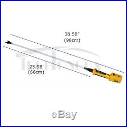 36inch Electric Shocker Prod for Cattle Pig Livestock Supplies Rechargeable