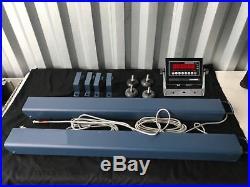 40 Bar Scale 4,000 lb Livestock Scale Preifert Chute Weigh Bars Cattle Scale