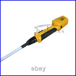 52 Hot-Shot Electric Livestock Prod Cattle Pig Wand AC and DC Yellow