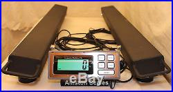 7500 Lb Weigh Bars Beams Vet Veterinarian Load Livestock Scale Cattle Cow Chute