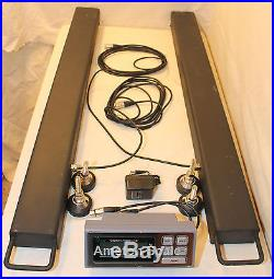7,500 Lb Weigh Bars Beams Load Livestock Animal Scale 4h Cattle Chute Cow Horse