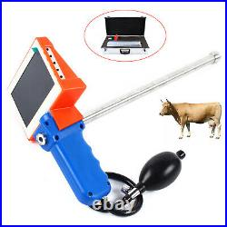 Artificial Insemination Breeding Device Cattle Visual Endoscope Sperm Upgrade