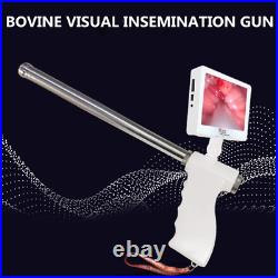 BovineI Insemination Kit for Cow Cattle Visual Insemination Gun BTS-NKESJ Basic