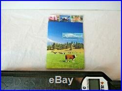 DESTRON DIGITAL ANGEL Livestock Cattle READER DTR1-4-K1 NO BATTERY CHARGER