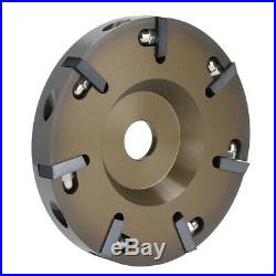 Electric Livestock Cattle Hoof Trimming Disc Plate Tool with 7 Sharper Blades
