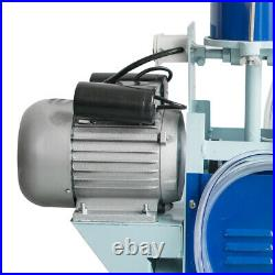 Electric Milking Machine Milker for Goats Cows 25L Bucket Stainless Steel 550W