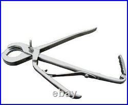 Emasculator Reimer 12.5 Stainless Steel Doubl Crush Cattle