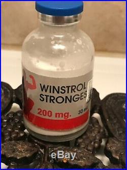 Equine/Horse/Cattle Winstrol Strongest 200 Mg/ml. 30 Ml Bottle