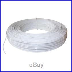 Horse Fence Wire Non-Electric UV High-Tensile Farm Cattle Livestock Barn 1320-ft