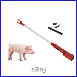 Livestock 25inch Electric Shocker Prod Livestock Pig Shocker Cattle Swine NEW