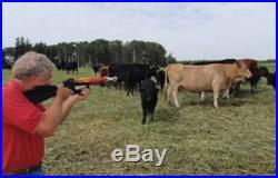 Medi-Dart Crossbow Medicate Livestock Cattle Calves Bulls 40ft Pinkeye Footrot