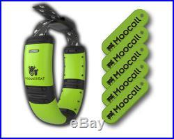 Moo Call HEAT Collar & 50 RFID Ear Tags Mounting Cattle Bull
