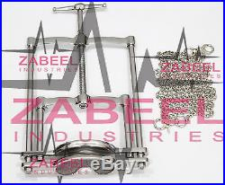 Mouth gag for cattle Veterinary Instruments mouth opener Zabeel Industries