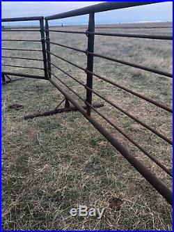 Portable Cattle Panels 24 x 5 7