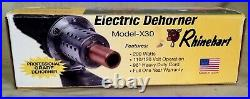 Rhinehart X-30 Electric Dehorner For Cattle And Goats With Box & Manual