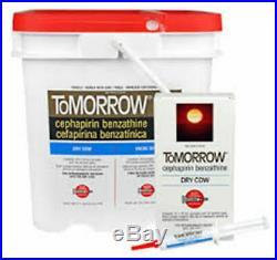 Tomorrow Cefa-Dri Mastitis Tubes 144 Count Dairy Cattle
