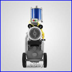 USACOW Milker Electric Milking Machine For Cows Farm Portable Wheels