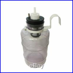 VIC 2L Portable Electric Breast Pump 2PCS Suction Nozzles For Farm Cows Milker