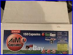 VetGun Capsules 150 Aim-L GelCaps Cattle Insecticide 150 count SoftCaps MPN605