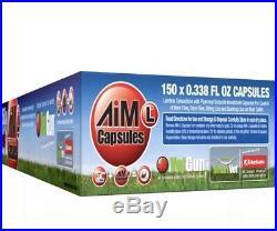 VetGun VetCaps 150 Aim-L GelCaps Cattle Insecticide 150 count SoftCaps