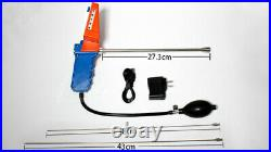 Visual Insemination Gun for Cow Cattle Adjustable Screen Upgraded Version