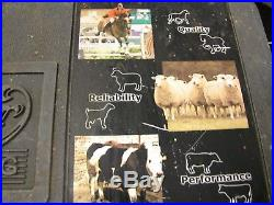 Wahl Pro Lister Star Cattle Sheep Clipper Goats Llama Dog Heavy Duty
